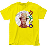Devo Q: Are We Not Men? Classic Fitted Jersey T-Shirt