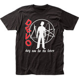 Devo Duty Now For The Future Classic Fitted Jersey T-Shirt