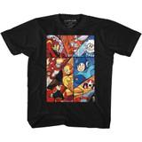 Mega Man Mega 11 Black Youth Classic T-Shirt