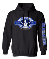 Community GCC Est. 1974 Black Adult Hoodie Sweatshirt