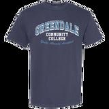 Community Collegiate Greendale Pigment Navy T-Shirt