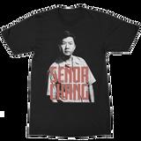 Community Senor Chang Black T-Shirt