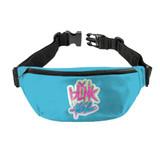 Blink-182 Logo Blue Fanny Pack