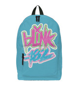 Blink-182 Logo Blue Classic Backpack