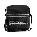Priority Records Zip Top Vinyl Record Bag