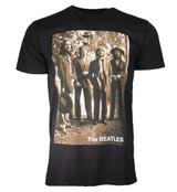 Beatles Sepia 1969 Classic T-Shirt