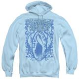 Creedence Clearwater Revival Eponymous Pullover Hoodie Sweatshirt Light Blue