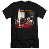 Creedence Clearwater Revival Cosmos Factory Album Premium 30/1 T-Shirt Black