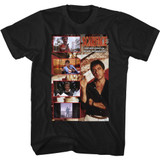 Scarface Composite Black Adult T-Shirt