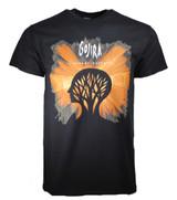 Gojira L'Enfant Sauvage Black T-Shirt