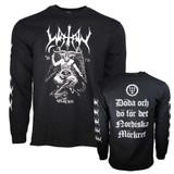 Watain Baphomet Black Long Sleeve Classic T-Shirt