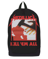 Metallica Kill Em All Classic Backpack