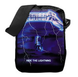 Metallica Ride the Lightning Cross Body Bag