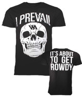 I Prevail Large Rowdy Skull Classic T-Shirt