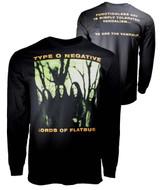 Type O Negative October Rust Long Sleeve Classic T-Shirt