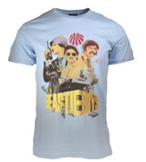 Beastie Boys Criterion Blue Classic T-Shirt