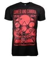 Coheed and Cambria Mountain Peace Classic T-Shirt