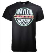 Waylon Jennings Neon Classic T-Shirt