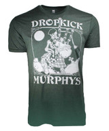 Dropkick Murphys Vintage Skeleton Piper Classic T-Shirt