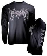 Mayhem Logo Long Sleeve Classic T-Shirt