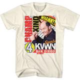 Anchorman Champ Kind Natural Adult T-Shirt