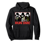 Run DMC Threshold Stills Pullover Hoodie Sweatshirt