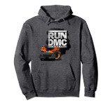 Run DMC Raising Hell Pullover Hoodie Sweatshirt