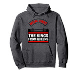 Run DMC Official Kings From Queens Pullover Hoodie Sweatshirt