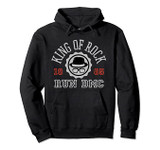 Run DMC King Of Rock Pullover Hoodie Sweatshirt