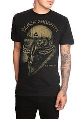 Black Sabbath US Tour 78 T-Shirt Ozzy