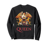 Queen Official Classic Crest Sweatshirt