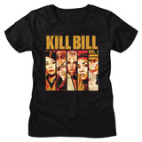 Kill Bill KLBL Black Women's T-Shirt