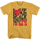 The B-52's Love Shack Ginger Adult T-Shirt