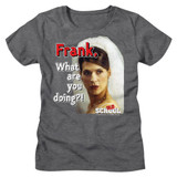 Old School Frank Deep Heather Women's T-Shirt