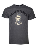 Morrissey Floral Head T-Shirt
