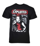The Exploited Let's Start a War Classic T-Shirt