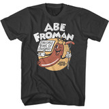 Ferris Bueller's Day Off Abe Froman 2 Smoke Adult T-Shirt