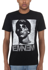 Eminem Skull Face T-Shirt