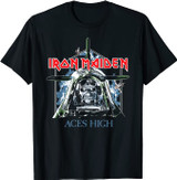 Iron Maiden Aces High Classic T-Shirt