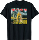 Iron Maiden First Album Cover T-Shirt