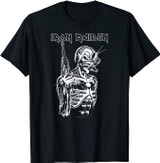 Iron Maiden Somewhere In Time Classic T-Shirt