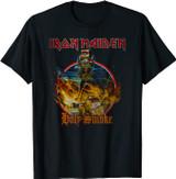 Iron Maiden Holy Smoke Circle T-Shirt