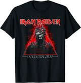 Iron Maiden Mummy Triangle T-Shirt