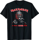 Iron Maiden A Real Dead One T-Shirt