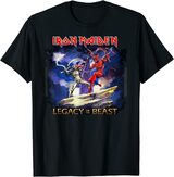Iron Maiden Legacy Beast Fight T-Shirt