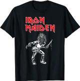Iron Maiden 1980 Autumn Tour T-Shirt