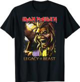 Iron Maiden Legacy Killers T-Shirt