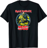 Iron Maiden World Piece Tour 83 T-Shirt