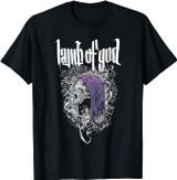 Lamb of God Hooded Scribe V2 T-Shirt