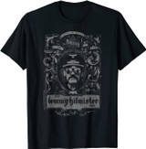 Motorhead Lemmy Crest T-Shirt